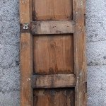 Chestnut door restoration