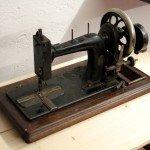 Old crank machine restored