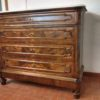 Walnut chest drawers dresser restoration