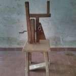 Antique spinning restoration